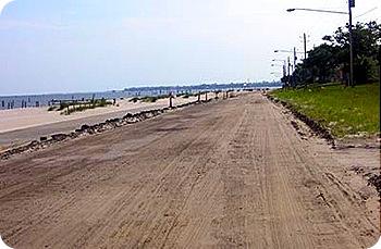 road-sandy