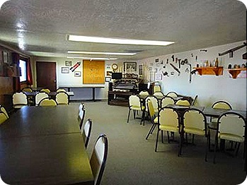 club-room