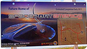 space-port-sign