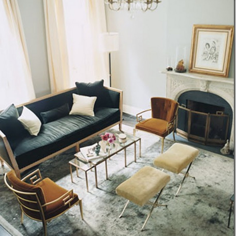 My Top 20 Interior Design Idols: Part One