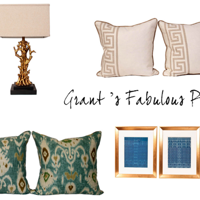 Grant K. Gibson's Designer Tag Sale on One Kings Lane!