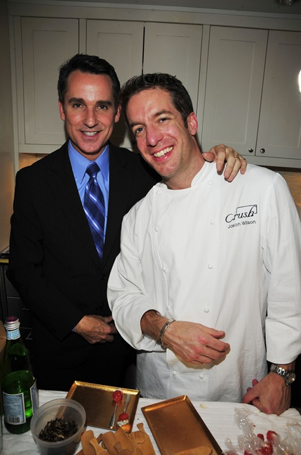 Bill Kapfer, Jason Wilson==