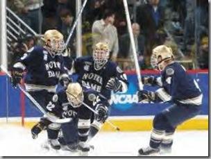Notre Dame hockey