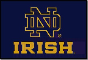 Notre Dame logo