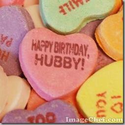 Birthday Hubby