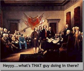 Declaration of Keanu captioned