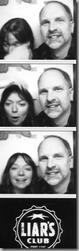 Beth and Shane photobooth