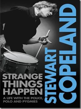 Stewart Copeland book