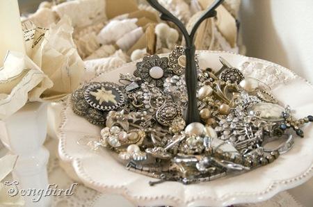 Sparkly craft bits