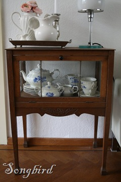 Livingroom small cupboard