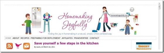 Homemakingjoyfully
