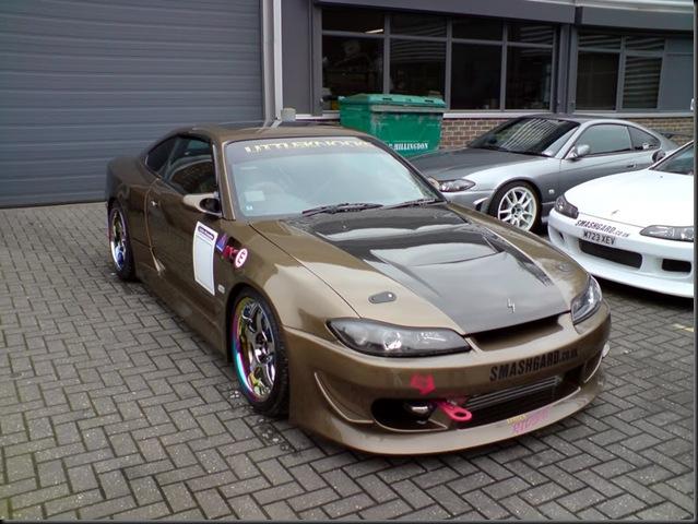 Silvia S15 gram lights 57 pro