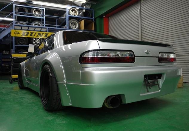 S13 Silvia TRA6666