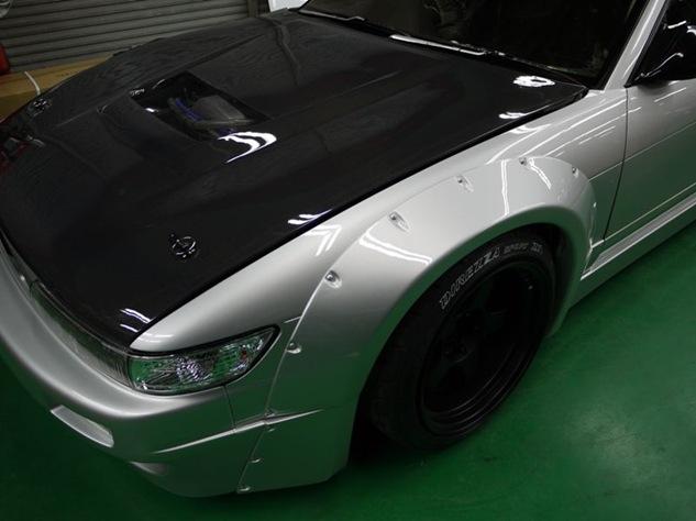Silvia S13 TRA-6666