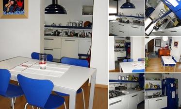 Visualizza la mia cucina