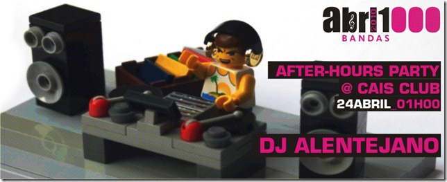 Flyer after-hours party