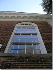 Triple Hung Wood Window