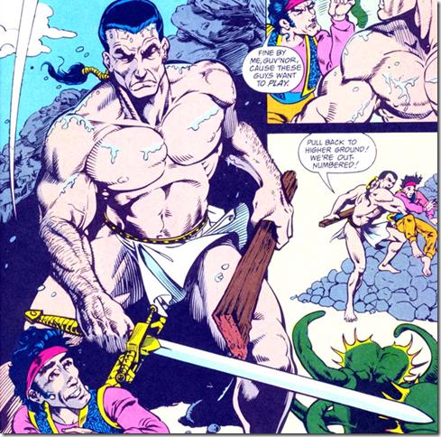 Agrivar the Barbarian