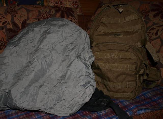 Как сделать дождевик для рюкзака? - Крепко сшитые GC16