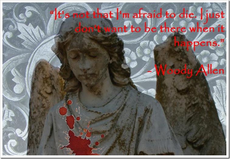 Woody Allen Angel