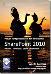 Panduan Konfigurasi Sistem dan Infrastruktur SharePoint 2010