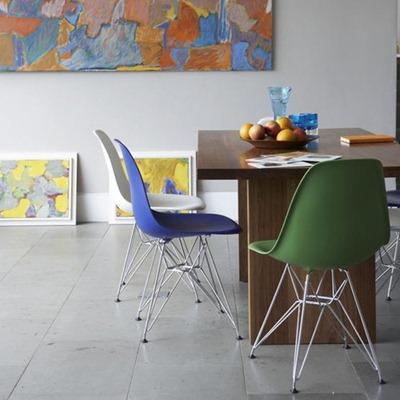 Living Etc, Färgglada stolar