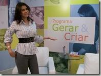Patricia Guedes no Gerar e Criar