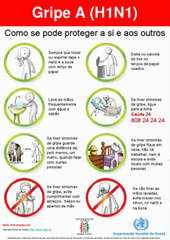 Prevenção da Gripe A (H1N1)