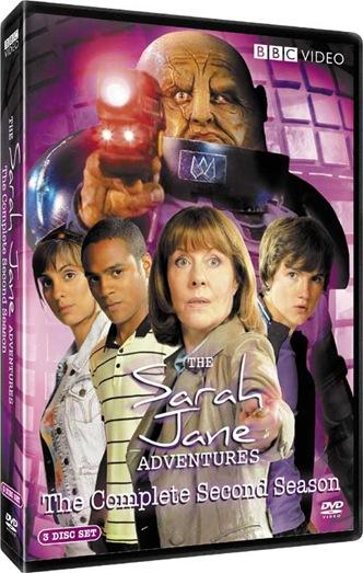 SJA S2 US DVD