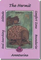 Australian Animal Tarot (9)