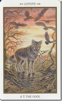 Animals Divine Tarot