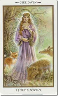 Animals Divine Tarot (1)