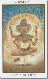 Animals Divine Tarot (5)