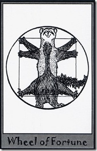 Ferret Tarot (10)
