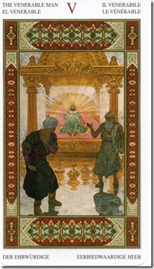 Tarot of the Thousand and One Nights (5)