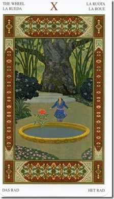 Tarot of the Thousand and One Nights (10)