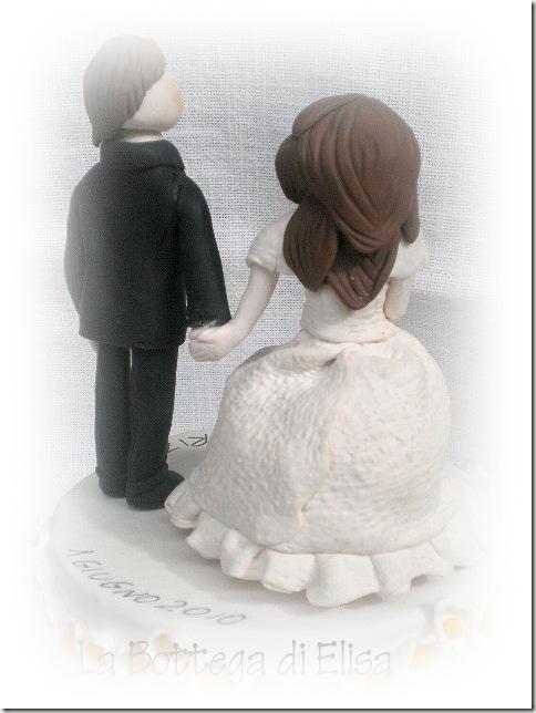 sposi dietro