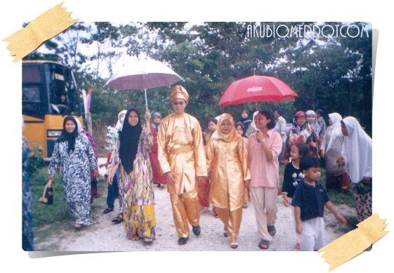 Majlis perkahwinan Akubiomed