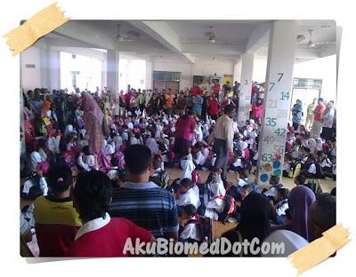 Sesi sekolah kebangsaan