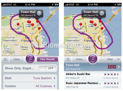 Mencari makan dengan aplikasi Yahoo! Skecth-a-Search
