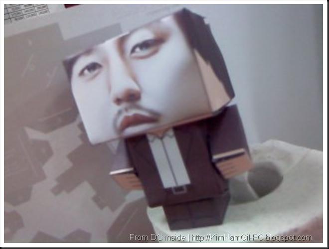 KimNamGil-FC.blogspot.com Papercraft of kim nam gil (6)