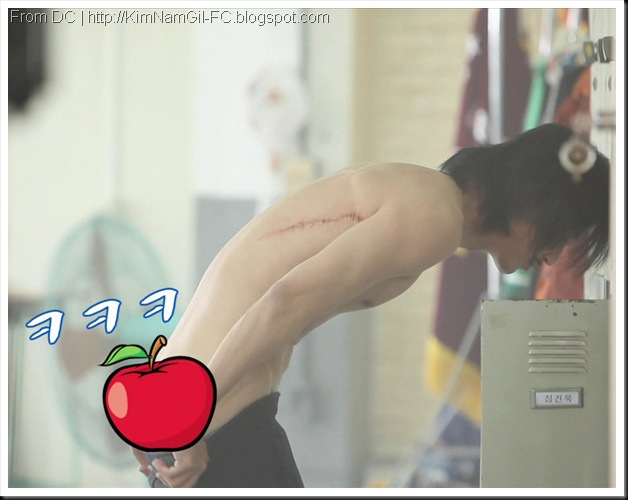 KimNamGil-FC.blogspot.com BTS Bad Guy GunWook (9)