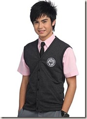 First Time Cast - Jhake Vargas as Baste Luna