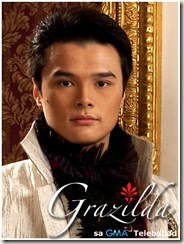 GRAZILDA starring Benedict Campos as Prince Charming