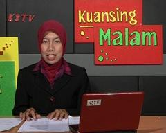 10.KUANSING TELEVISI (KS TV)