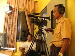 KUANSING TV (KS TV) SIARAN PERCOBAAN DI KANAL 44 UHF 2