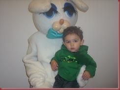 Jaxon easter bunny