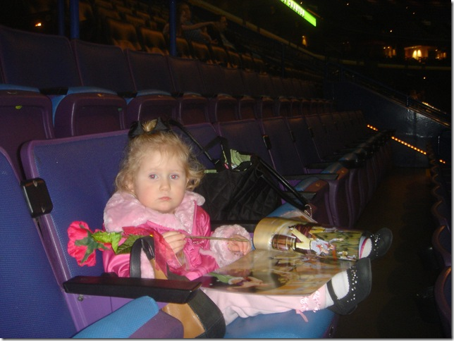 Disney Princesses on Ice and Monster Truck 001