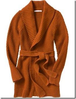 Belted Cardi Coat