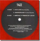 TAZZ - Acid Love